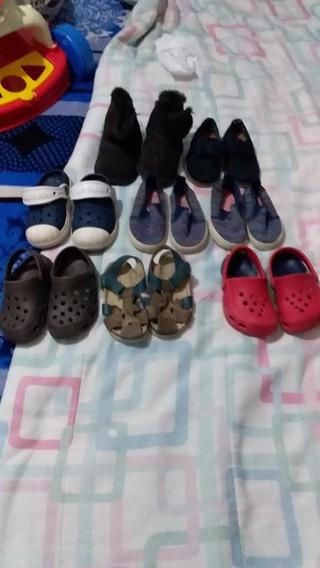 8 Pares De Zapatos Para 1 Año
