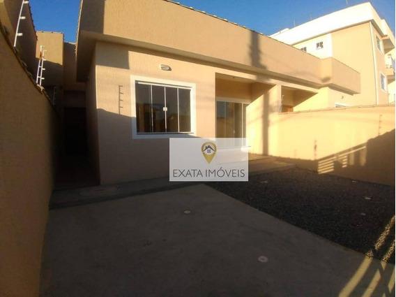 Casa Linear Independente, Extensão Serramar/ Rio Das Ostras - Ca1116