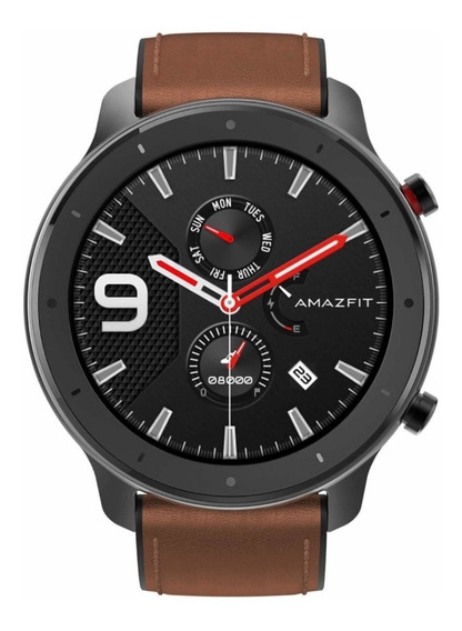Relógio Amazfit Gtr-47mm A1902 Smartwatch Xiaomi + Nf