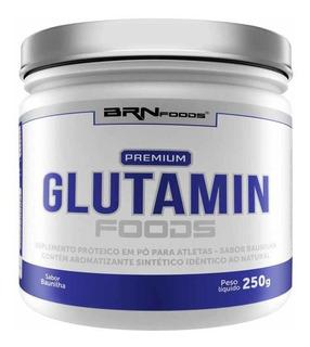 L-glutamina Foods 250g - Br Nutrition Foods