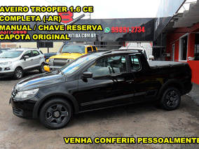 Vw Saveiro 1.6 Trooper Cab. Estendida (n Surf Cross Hornet)