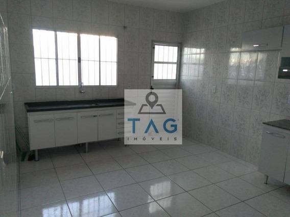 Casa Com 2 Dormitórios À Venda, 80 M² Por R$ 199.000 - Loteamento Residencial Novo Mundo - Campinas/sp - Ca0160