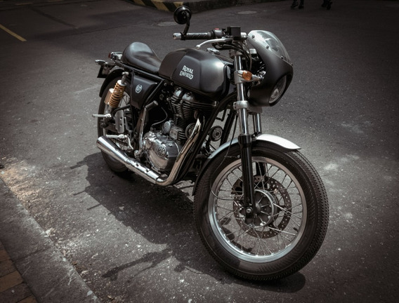 Royal Enfield - Continental Gt 535 / Cafe Racer