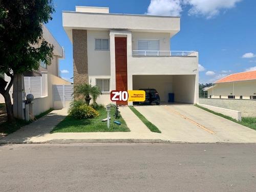 Ca09200 -  Condomínio Reserva Bom Viver - Z10 Imóveis Indaiatu - At 360m² Ac 303,54m²  04 Suítes Com Ar Condicionado Em Todas Sendo 02 Com Closet. - Ca09200 - 69010840