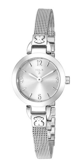 Reloj Boheme Mini De Acero Tous