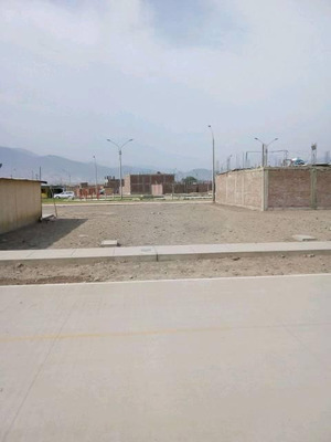 Terreno 100mts Urb Esmeralda (zapallal) X Plaza Vea/ace Home