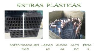 Estibas Plasticas Fabricantes 60x60