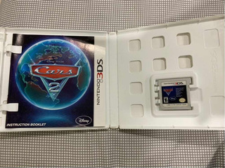 Videojuego Cars 2 3ds