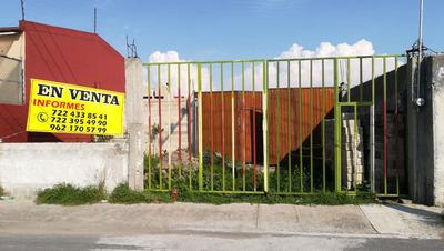 Terreno En Metepec La Providencia