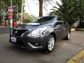Nissan Versa 4p Advance,tm5,a/ac.,ve,f.niebla,ra16