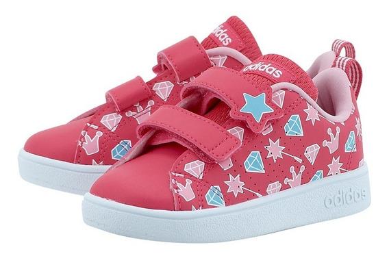 Tênis adidas Infantil Vs Adv Cl Cg5742 Original