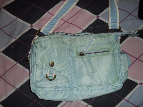 Bonita Bolsa Azul Cielo Chenson