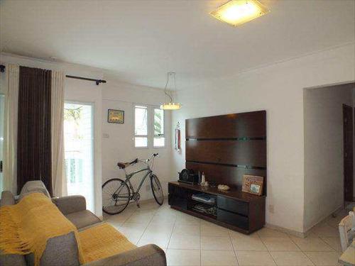 Apartamento Com 2 Dorms, Ponta Da Praia, Santos - R$ 456 Mil, Cod: 763 - V763