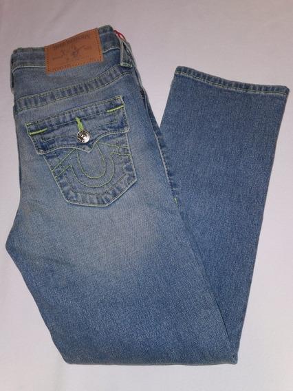 Jeans De Niño True Religion Slim Talla 6