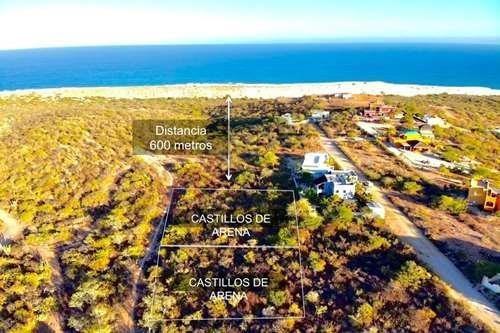 Imagen 1 de 10 de Se Vende Terreno Con Vista Al Mar En East Cape, Castillo De Arena Comunidad Cerrada Y Amenidades