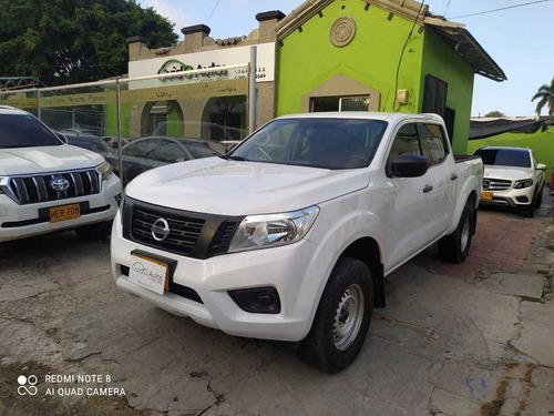Nissan Frontier 2017 2.5l Asl Diésel 4x4