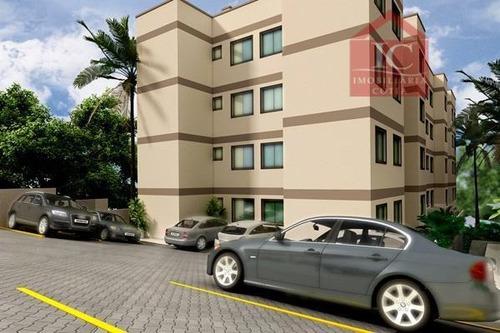 Apartamento Residencial À Venda, Parque Rincão, Cotia. - Ap0190