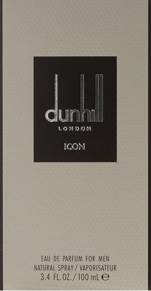 Dunhill Icon By Alfred Dunhill, 3.4 Oz Eau De Parfum Spray
