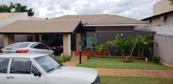 Casa À Venda, 288 M² Por R$ 880.000 - Condomínio Residencial Primavera - Piratininga/são Paulo - Ca2758