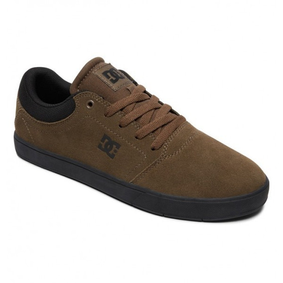 Zapatillas Dc Shoes Mod Crisis Verde Negro! Coleccion 2019