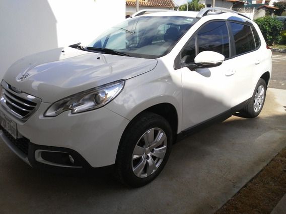 Peugeot 2008 1.6 16v Allure Flex Aut. 5p 2017