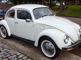 Volkswagen Fusca 1600 Año 1987 Fusca 1600