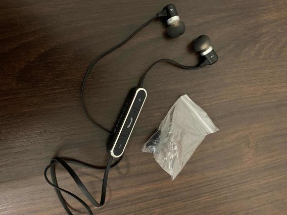 Fone Bluetooth Intra-auricular Sem Fio Vivanco