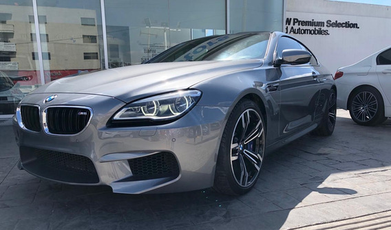 Bmw Serie M 4.4 M6 Coupe Competition Edition At 2017