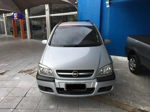 Chevrolet Zafira 2.0 Mpfi Expression 8v Flex Automático