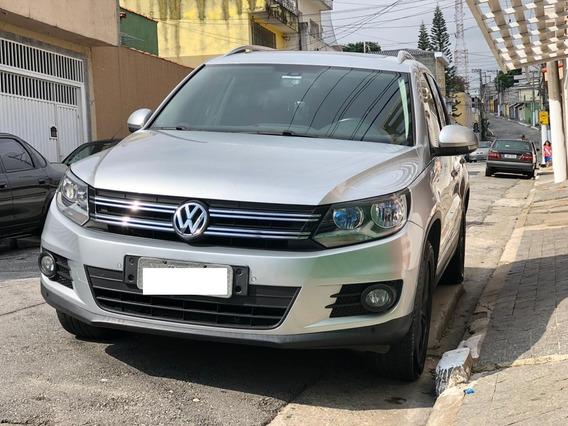 Volkswagen Tiguan 2.0 16v Tsi 2012 Tiptronic Prata