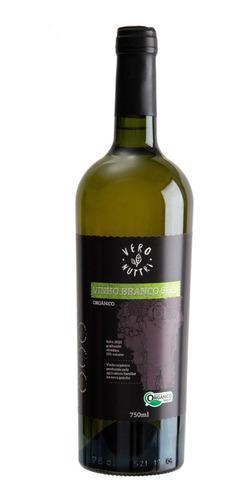 Imagem 1 de 3 de Vinho Vero Nuttri Branco Seco Orgânico 750ml