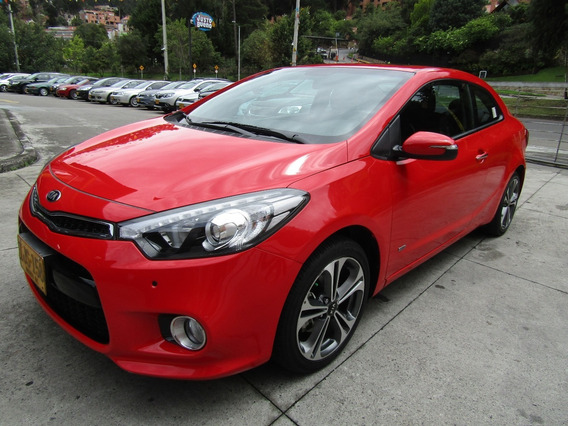 Kia Cerato Koup Summa Sx To 2000 Cc