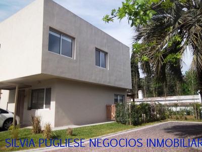 Condominio Hi 42,5 -del Viso- Pilar- Duplex En Venta .