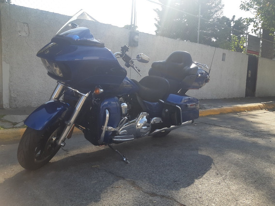 Road Glide Ultra 2016, Equipada Equipo Screaming Eagle