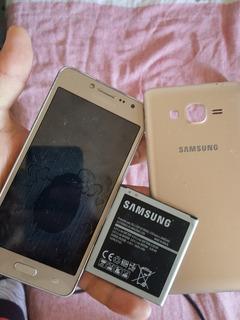 Samsung Galaxy Sm G532mt Dual Chip Defeito Leia A Descrição