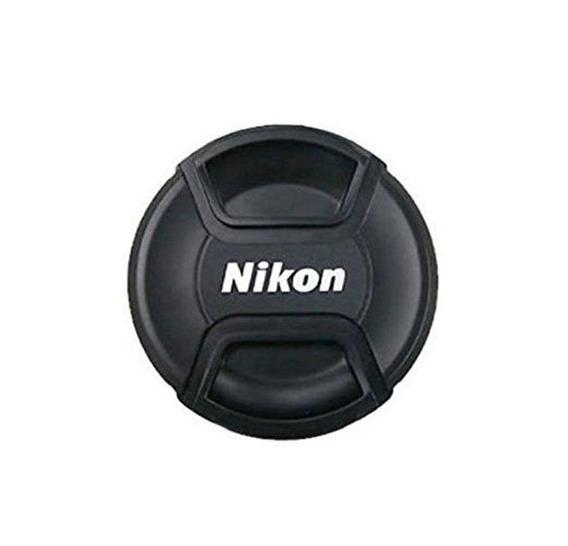 Tampa Logo Nikon Lente Af-s Dx Nikkor 18-55mm F/3.5-5.6g Vr