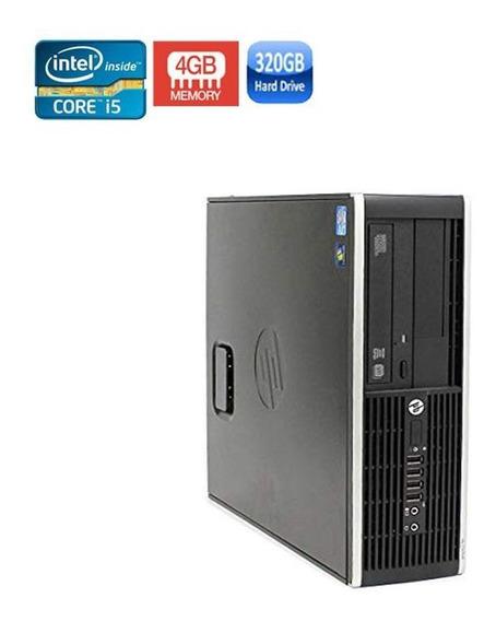 Pc Hp Compaq 8200 Sff I5-2400 4gb Hd 320gb + Wi-fi