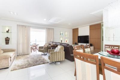Apartamento Em Tatuapé, São Paulo/sp De 123m² 3 Quartos À Venda Por R$ 1.228.000,00 - Ap140360