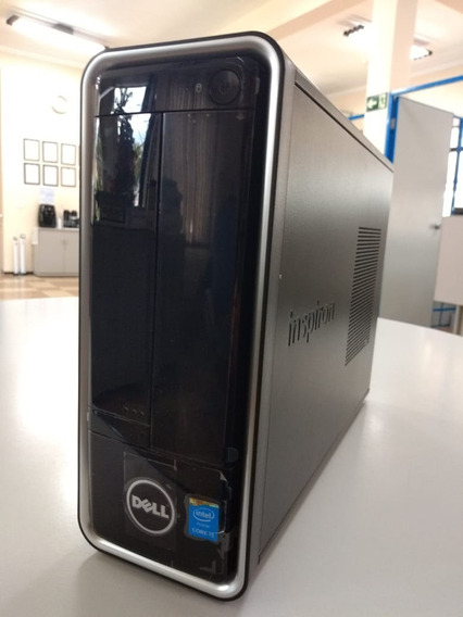 Desktop Pc Dell Inspiron 3647 I3 4gb Ram 500gb Wi-fi.