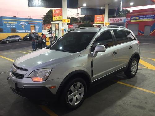 Imagem 1 de 8 de Chevrolet Captiva   2.4   2010   Prata