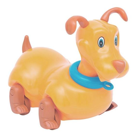 Brinquedo De Puxar Para Bebê Cachorro Pompy Mercotoys