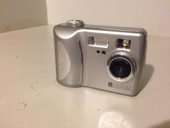 Câmera Digital Oregon Scientific Ds8228 2.1 Megapixels