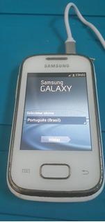 Celular Samsung Galaxy Pocket Leiam A Descrição