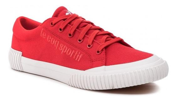 Zapatilla Lona Le Coq Sportif Dune Sport Pure Red
