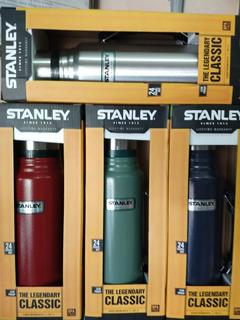 Termo Stanley 1 Litro Acero Inoxidable