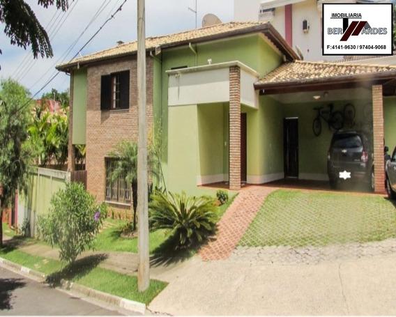 Casa Para Venda No Condomínio Terras Do Oriente, Residencial Terras Do Oriente, Valinhos - Ca00041 - 4404117