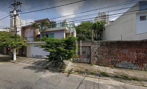 Imagem 1 de 3 de Terreno Para Alugar, 346 M² Por R$ 4.000,00/mês - Mooca - São Paulo/sp - Te0167