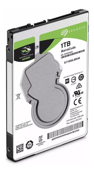 Hd Note 1tb Sata Seagate Barracuda Slim 7mm Ps4 X-box