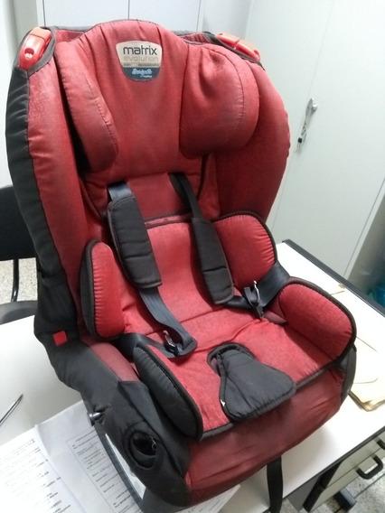 Cadeira Burigotto Matrix Evolution Até 25 Kg