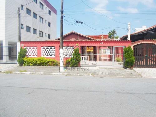 Imagem 1 de 18 de Casa 3 Dorms, Solemar, Praia Grande - R$ 420 Mil, Cod: 2016 - V2016